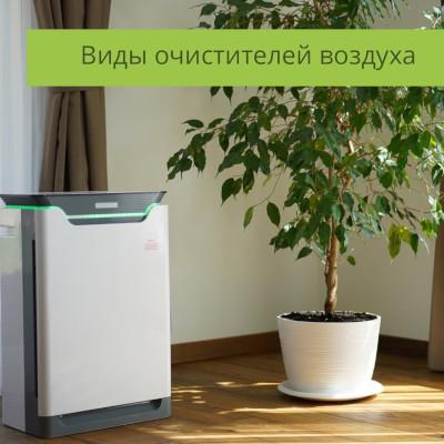 Виды очистителей воздуха