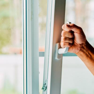 Открытые окна VS воздухоочиститель